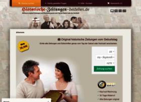 historische-zeitungen-bestellen.de