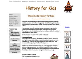 history-for-kids.com