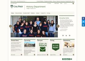 history-stage.calpoly.edu