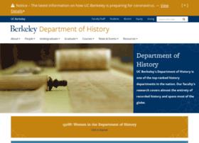 history.berkeley.edu