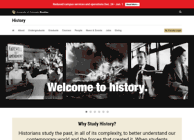 history.colorado.edu