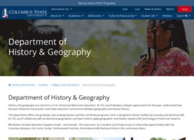 history.columbusstate.edu
