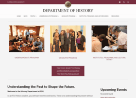 history.fsu.edu