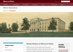history.missouristate.edu