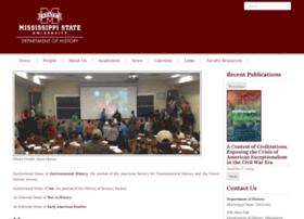 history.msstate.edu