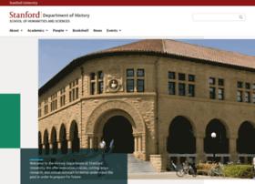 history.stanford.edu