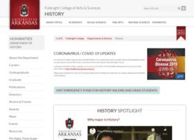 history.uark.edu