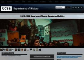 history.ucsb.edu