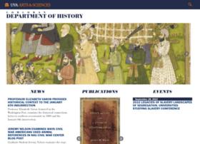 history.virginia.edu