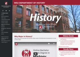 history.wsu.edu