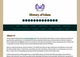 historyofislam.com
