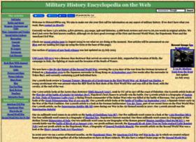 historyofwar.org