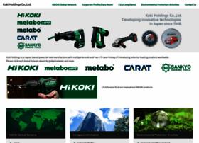 hitachi-koki.com