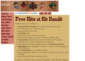 hitbandit.com
