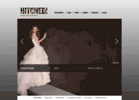 hitchedbridal.com