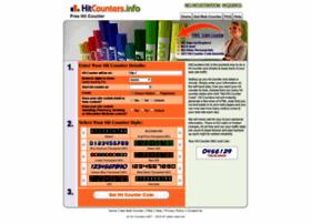 hitcounters.info