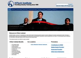 hitechinstitute.com