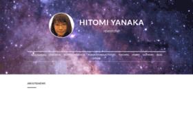 hitomiyanaka.strikingly.com