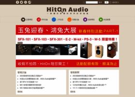 hitonaudio.com