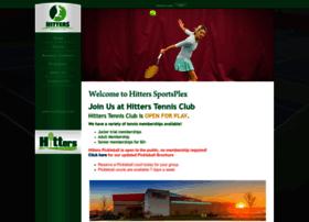 hitterssports.com