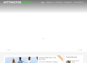hittingthegreen.com