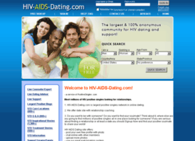 hiv-aids-dating.com