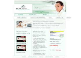 hiv-home-test-kit.com