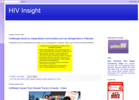 hiv-insight.blogspot.com