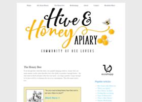 hiveandhoneyapiary.com