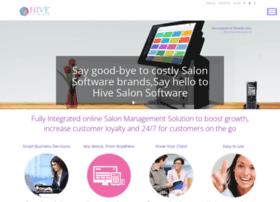 hivesalonsoftware.com