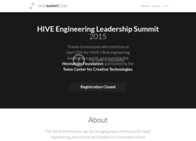 hivesummit.strikingly.com