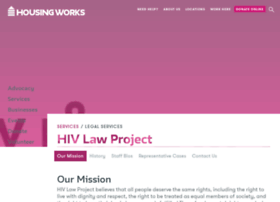 hivlawproject.org