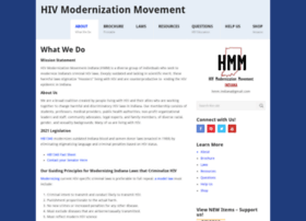 hivmodernizationmovement.org