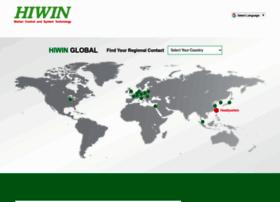 hiwin.com