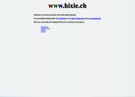 hixie.ch