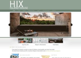 hixislandhouse.com