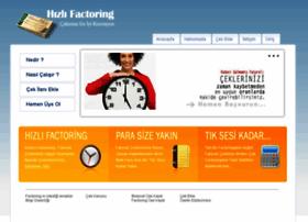 hizlifactoring.com