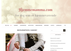hjemmemamma.com