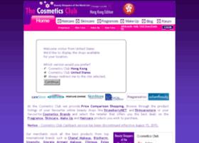 hk.cosmeticsclub.com