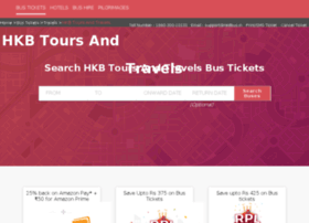 hkb-travels.redbus.in