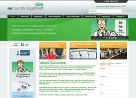 hklaundry.com