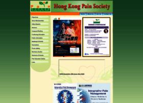 hkpainsociety.org
