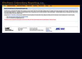 hl7v2-elr-testing.nist.gov
