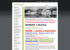 hlucinsko.cz