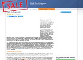 hm-kortingscode.nl