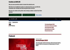 hm-treasury.gov.uk