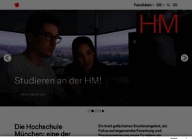 hm.edu