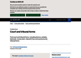 hmctsformfinder.justice.gov.uk