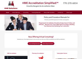hmeaccreditationsimplified.com