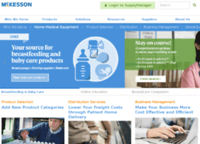 hmesolutions.mckesson.com